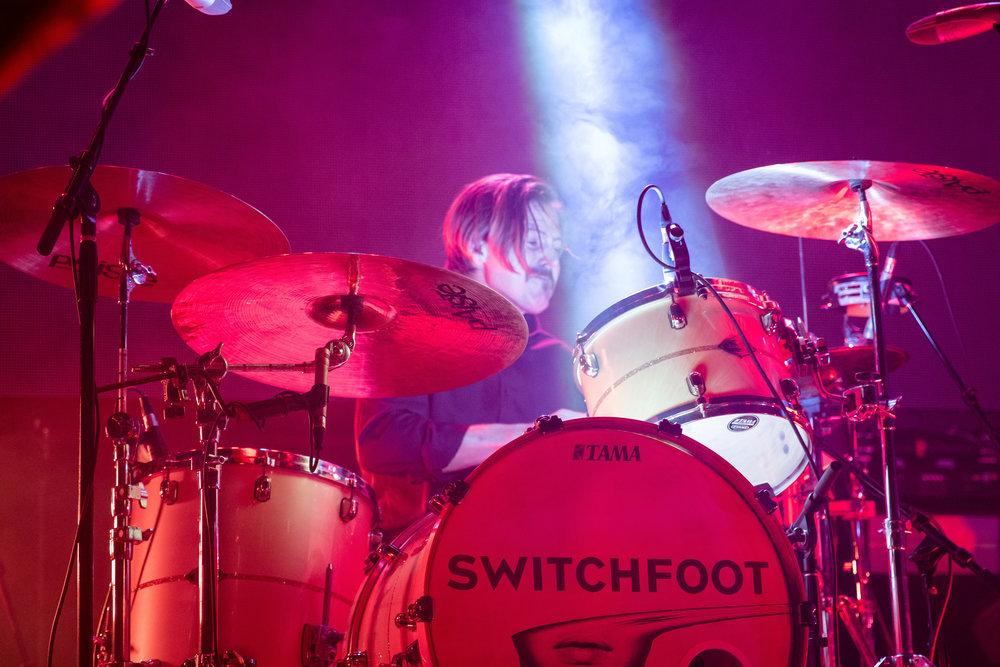 Switchfoot  ©2019 Everett Zuraw & 9 To 5 Magazine