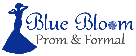 Blue Bloom Dresses