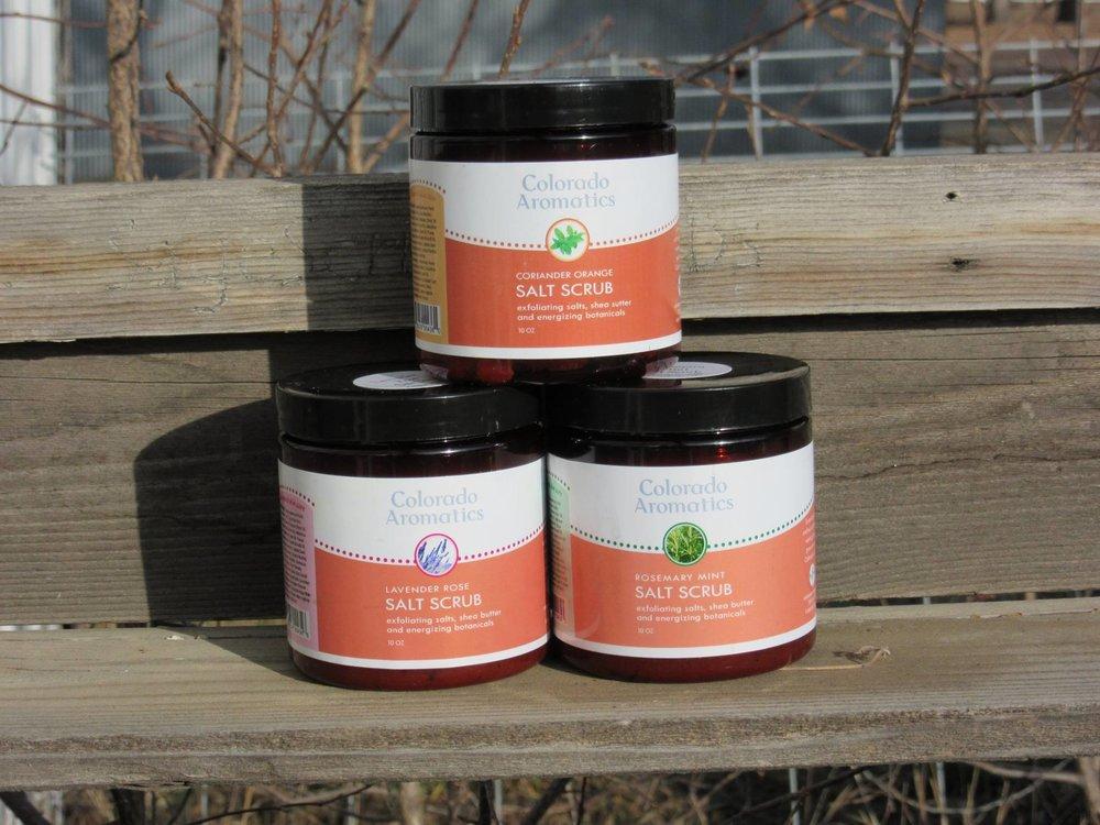 Colorado Aromatics Cultivated Skin Care