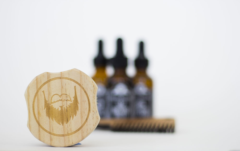 Healthy Beard Oil