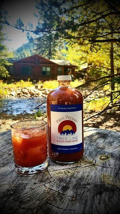 Tree Line Bloody Mary Mixes