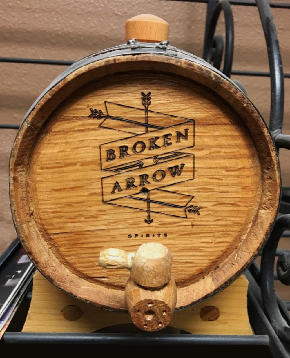 Broken Arrow Spirits