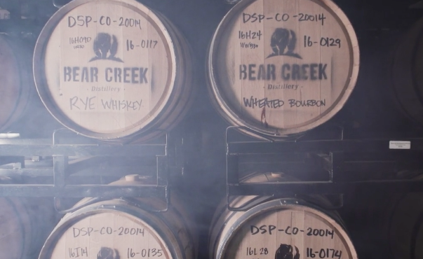 Bear Creek Distillery
