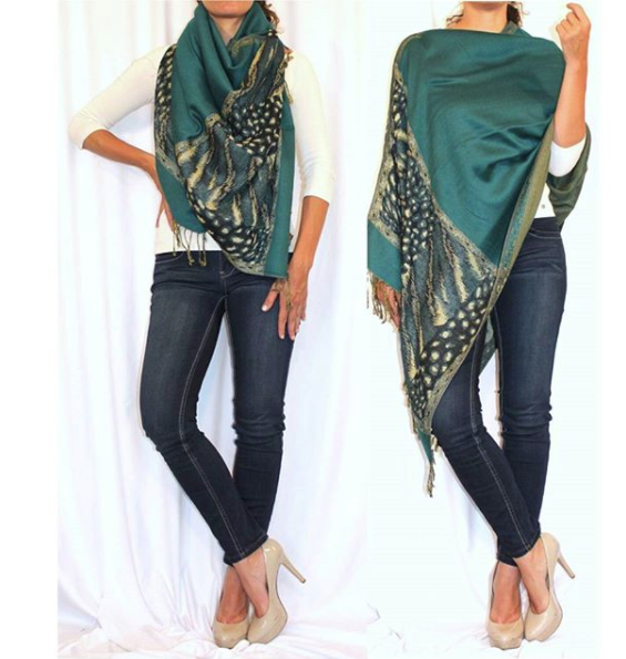 Shawls by Veronika