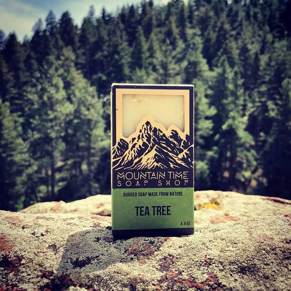 Mountain Time Soap