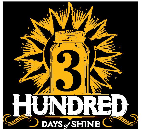 3 Hundred Days of Shine