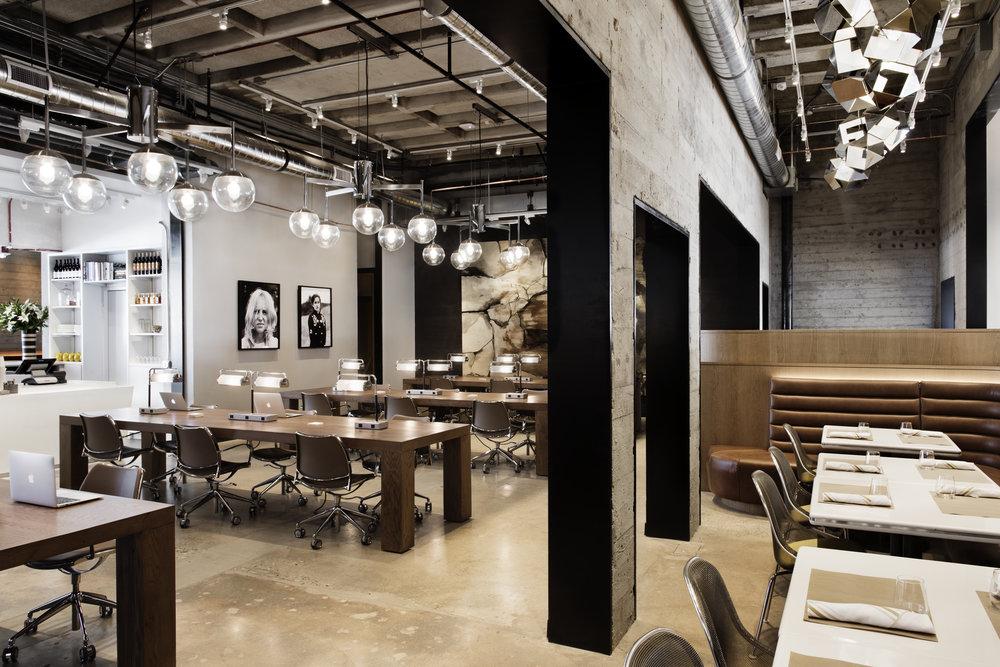 Neuehouse LA Interior Design