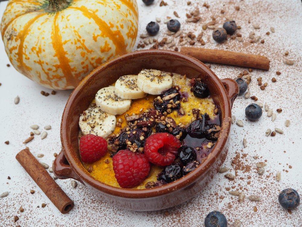 pumpkin-porridge