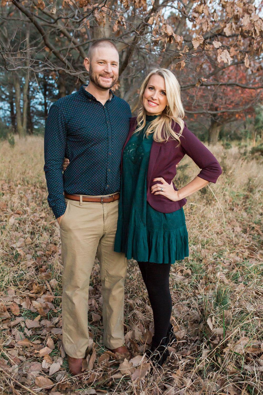 John + Laura Stevens