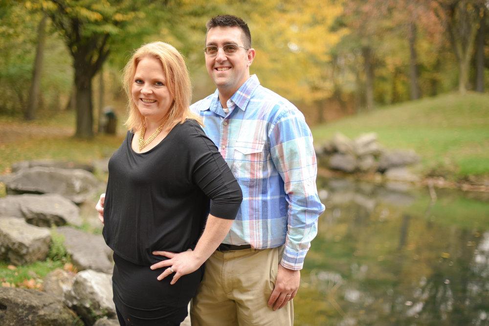 Adam + Katie Becker