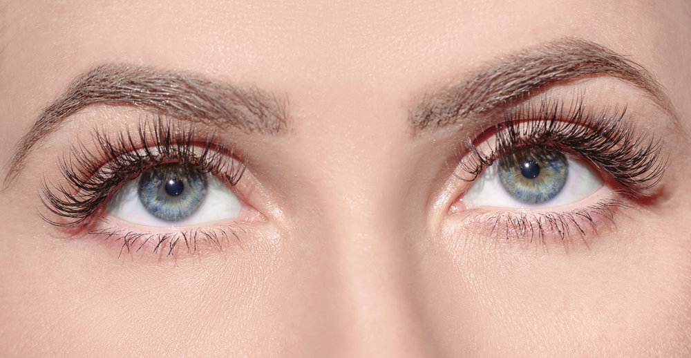 EYELASH EXTENSIONS - something so small can make such a BIG difference