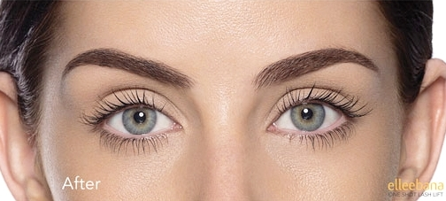 KERATIN LASH LIFTS - let your natural lashes steal the show