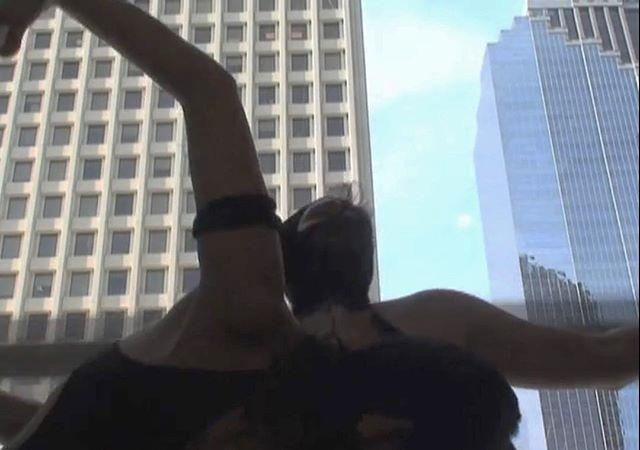 destiNATION | HYATT (elevator dancin') - link in bio . . . . #SKOTE #destiNATION #Hyatt #danceforcamera #newwave #artfag #artrock #videokilledtheradiostar #strangersinastrangeland #iwantmymtv #performanceart #videoinstallation