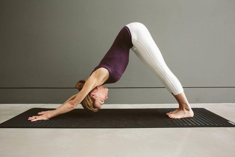 Downward-Facing Dog - Adho Mukha Svanasana