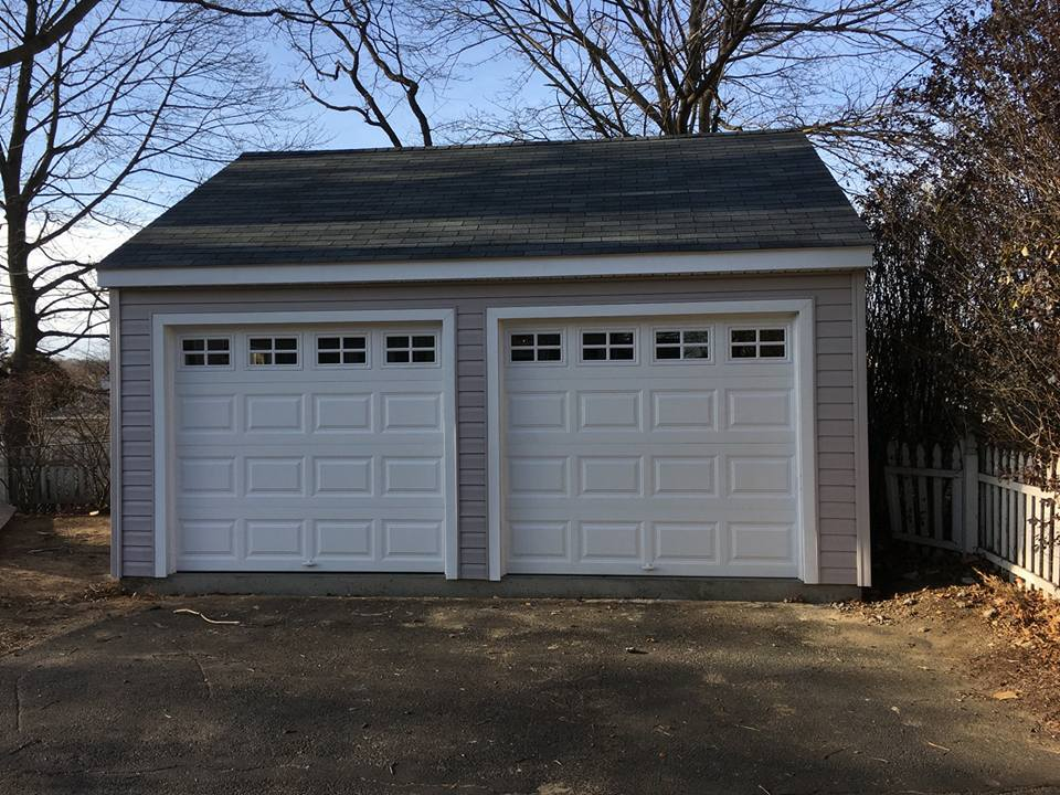 Wedgewood Two Car Garage 8