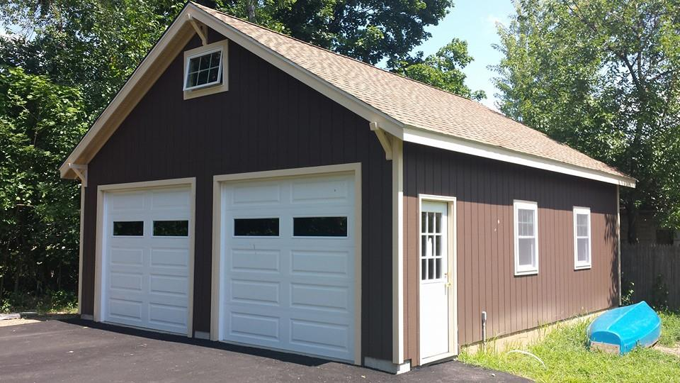 Wedgewood Two Car Garage 9
