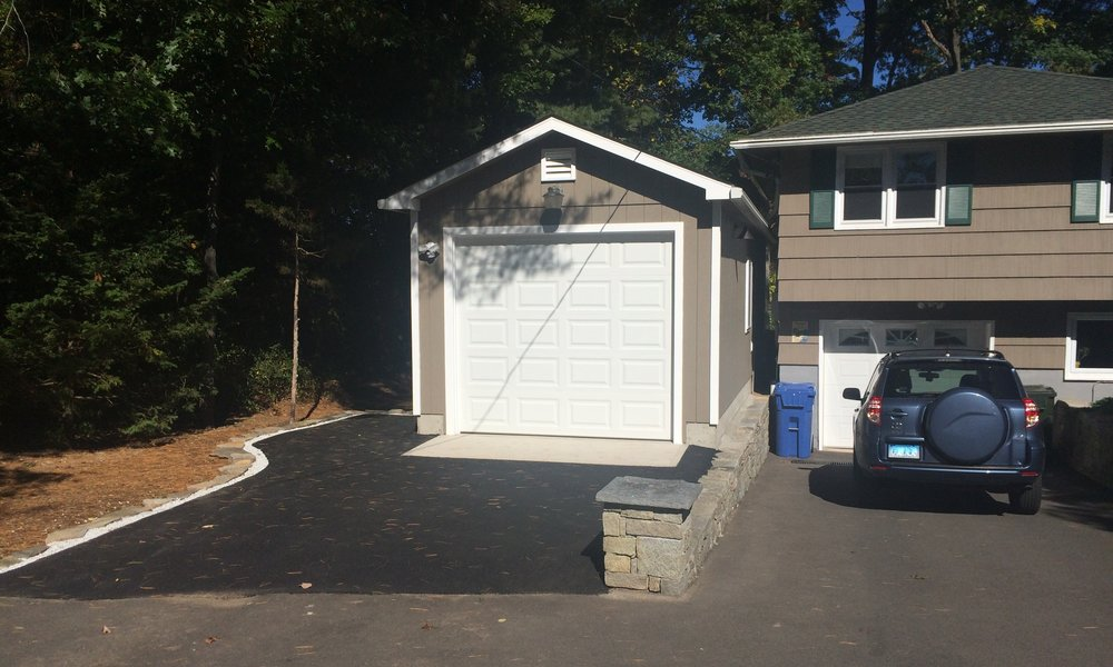 Wedgewood One Car Garage 11