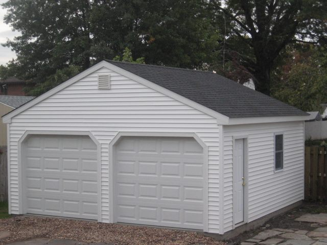 Wedgewood Two Car Garage 16