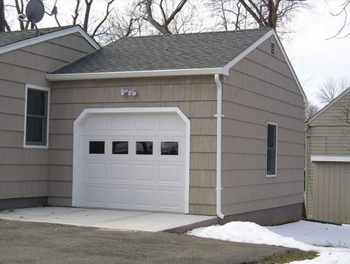 Wedgewood One Car Garage Attached 20