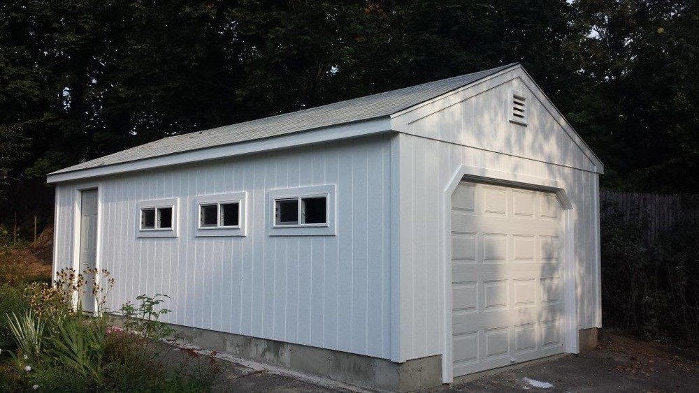 Wedgewood One Car Garage 27
