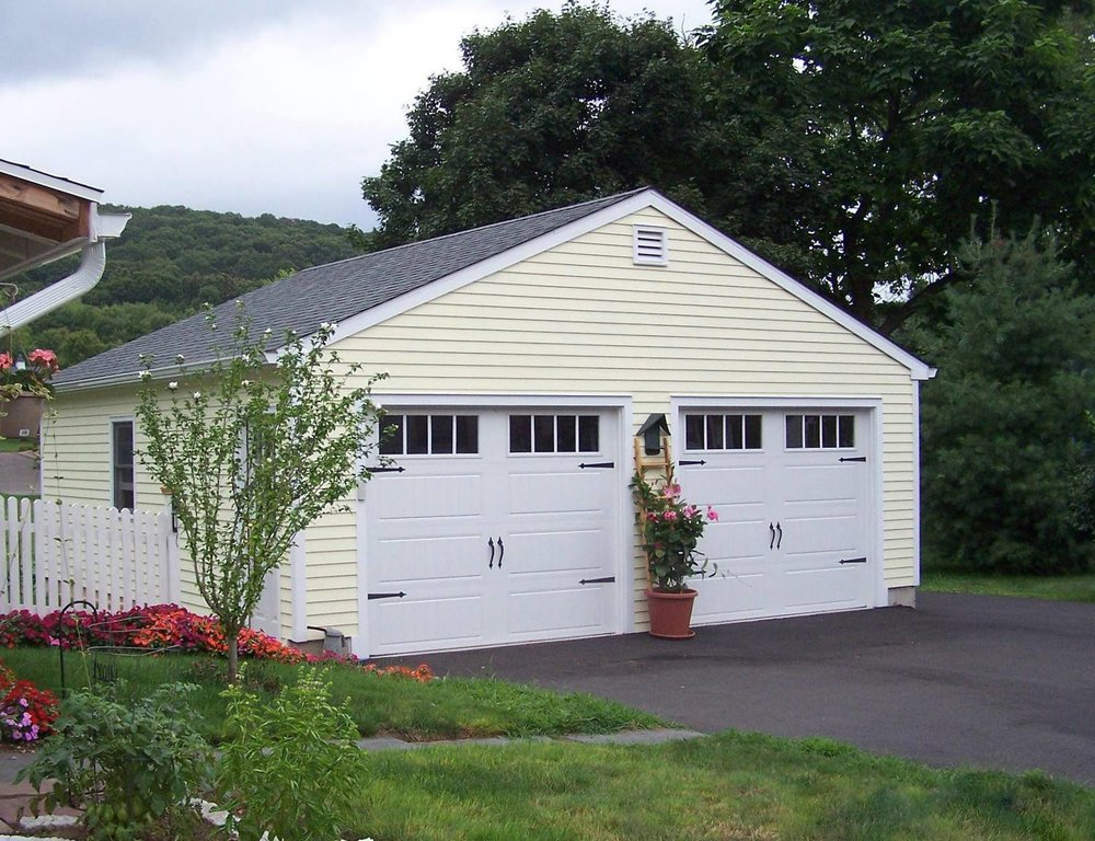 Wedgewood Two Car Garage 30