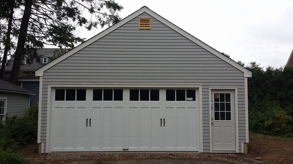 Wedgewood Two Car Garage 36
