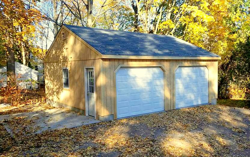 Wedgewood Two Car Garage 37