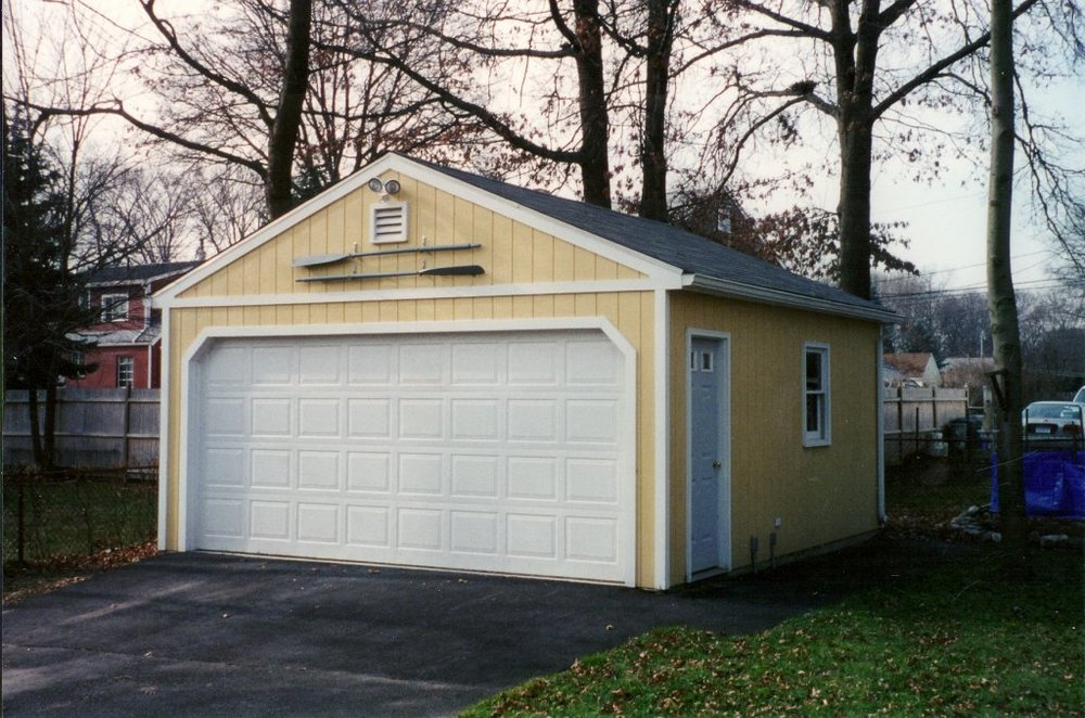 Wedgewood Two Car Garage 40