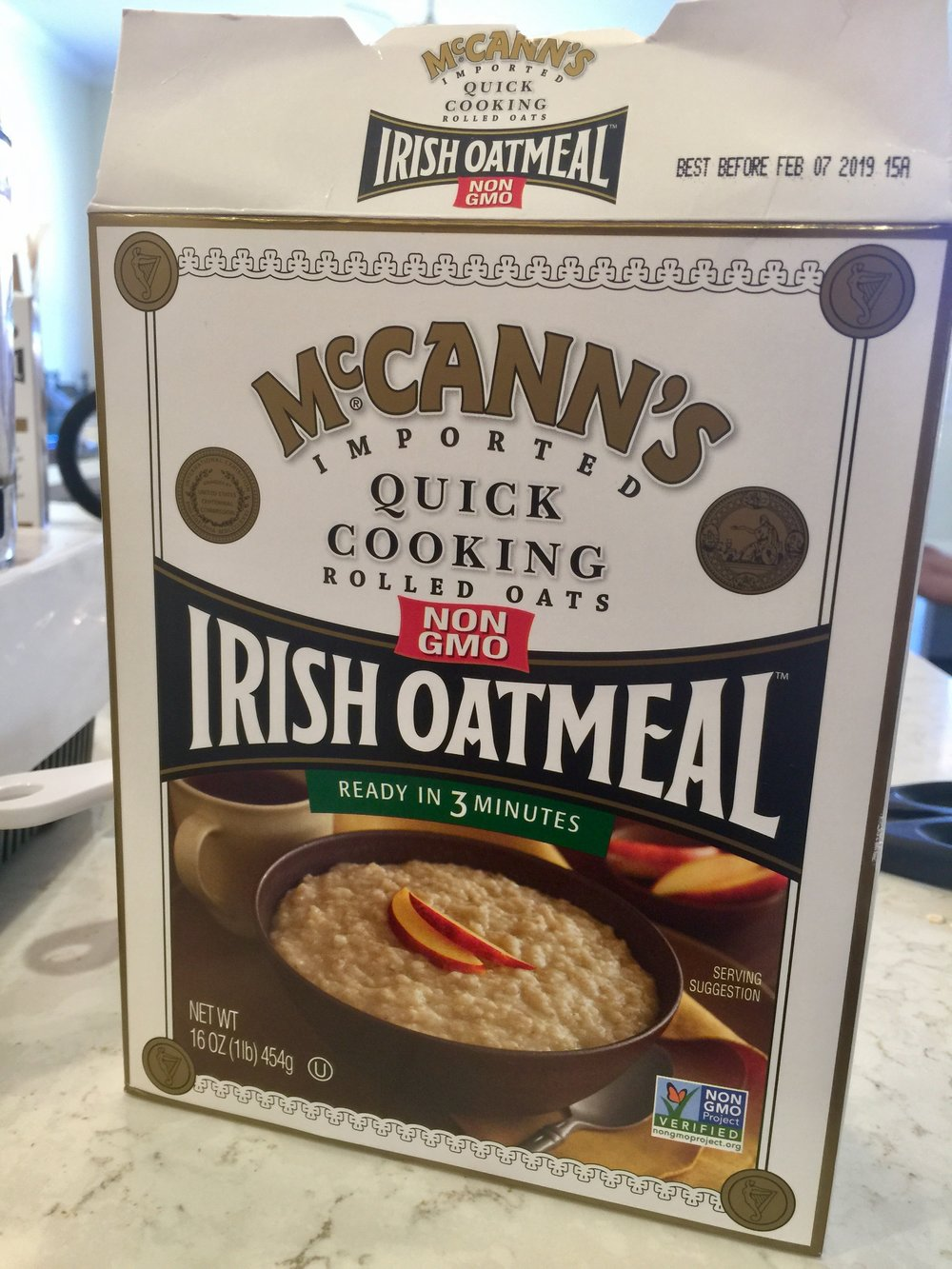 I only use McCann's oats. I've noticed they don't hurt my stomach like US oats do, which I assume has something to do with GMOs or other dodgy practices I know nothing about. Whatever. McCann's worked great. I'm sure Bob's Gluten-Free would also work.