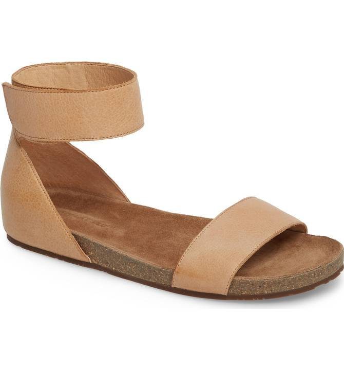 Chocolate Blu York Sandal via Nordstrom