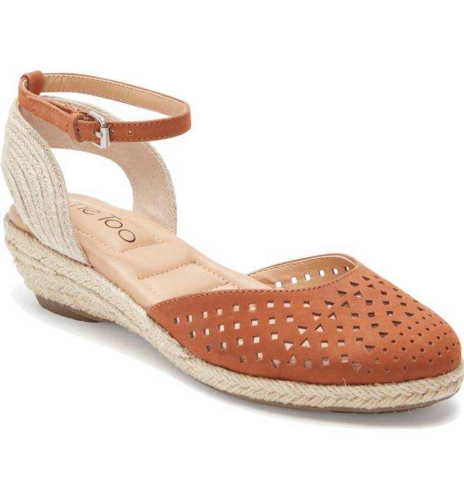 Me Too Norina Espadrille Sandals via Nordstrom
