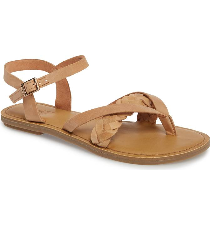 Tom's Lexie Sandal via Nordstrom