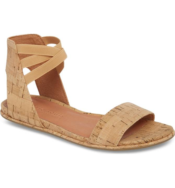 Gentle Souls Lark-May Sandal via Nordstrom