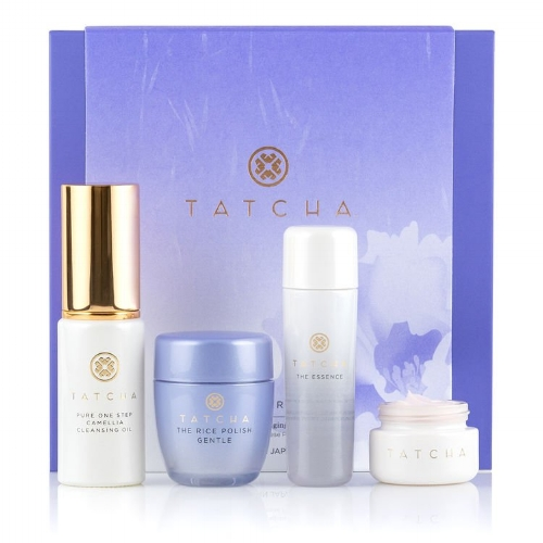 The Starter Ritual Set   via Tatcha