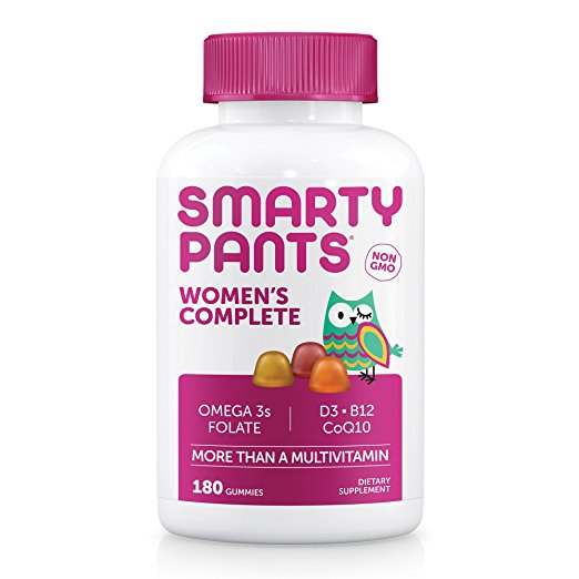 Smarty Pants Women's Complete Gummy Vitamins