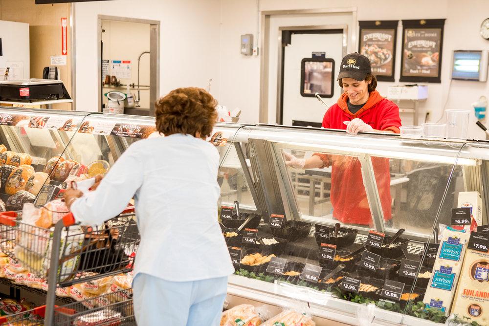 Ayer Shop 'n Save_Customer Service