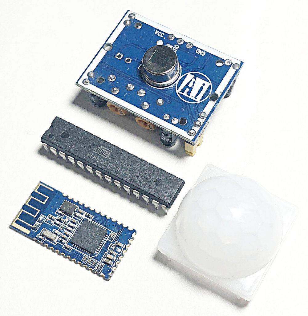 Arduino Internet Of Things Part 3 External Interrupts Using A Isp In System Programming And Standalone Circuits Open Motion Sensor Hc Sr501 Engineers Maker Portal