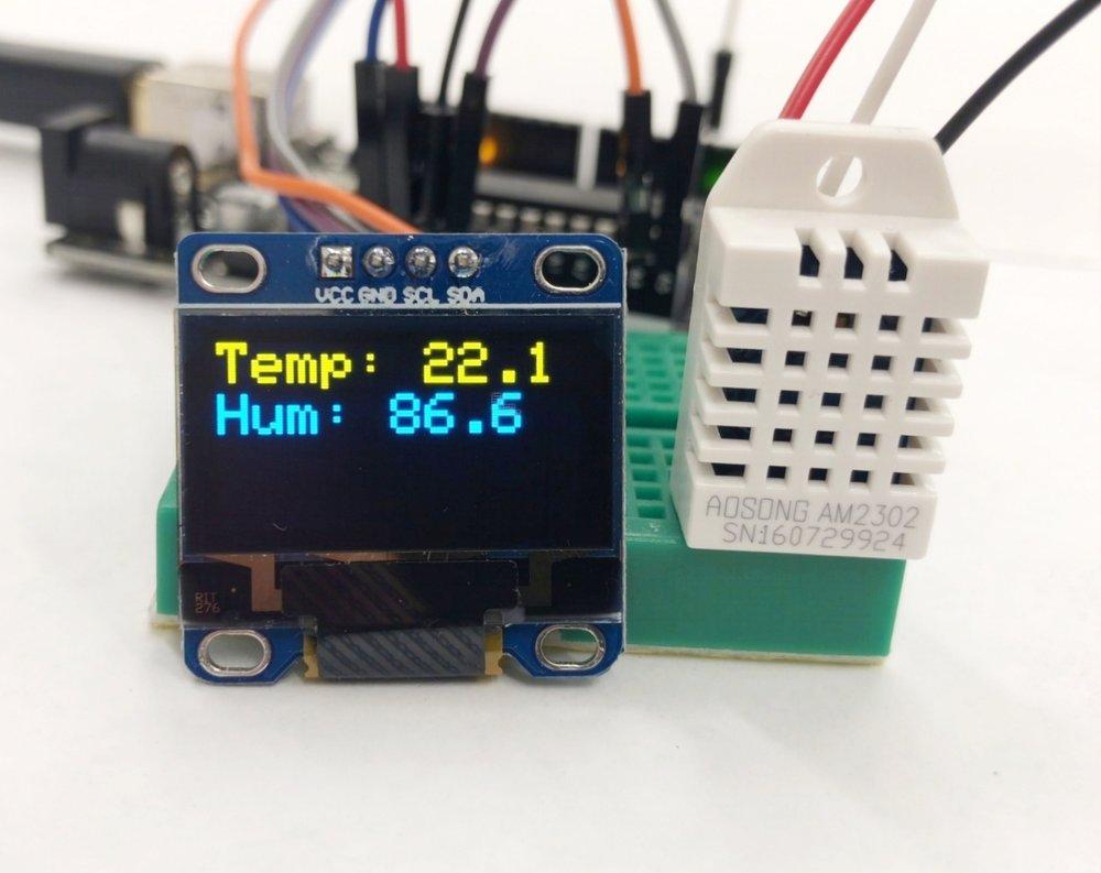 Arduino OLED — Raspberry Pi, Arduino, and Engineering Tutorials