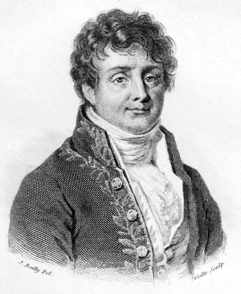 Jean-Baptiste Joseph Fourier - Creator of the Fourier Series