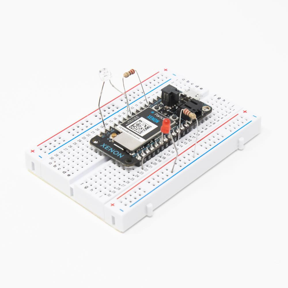 Xenon Kit with LED and Photodiode