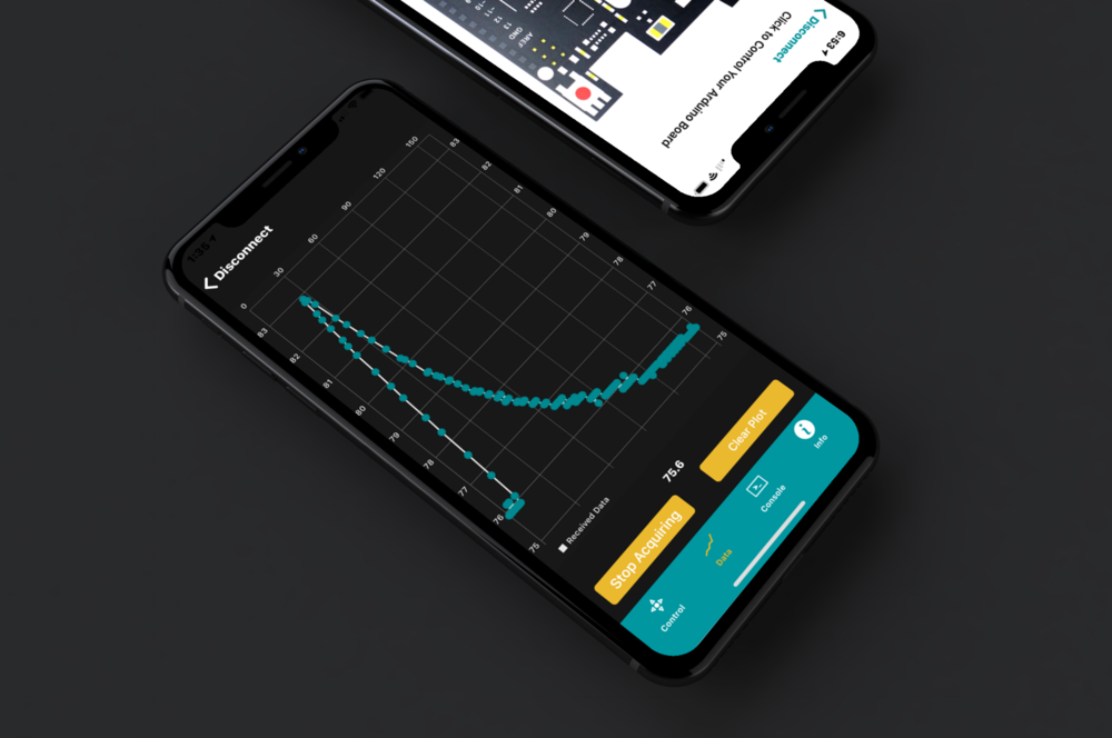 iPhone X Mockup BLExAR App Image Data Analysis.png