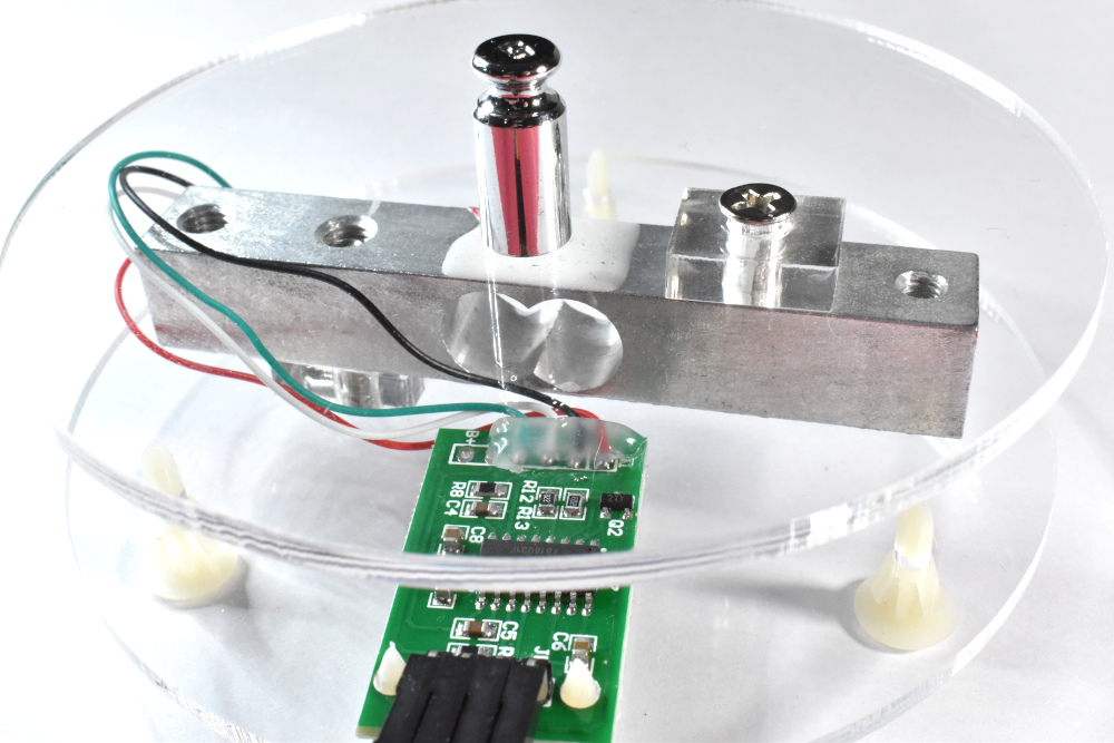 Arduino Weighing Scale with Load Cell and HX711 — Maker Portal
