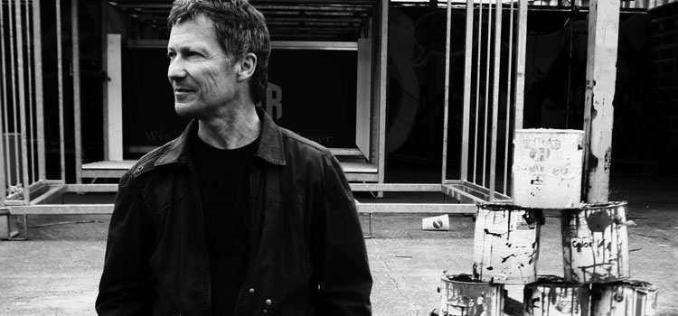 Michael Rother with michael rother neu grauzone festival
