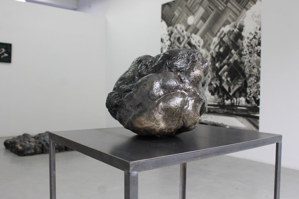 Natasja Alers (2018) - Heart - Ceramics, glazes