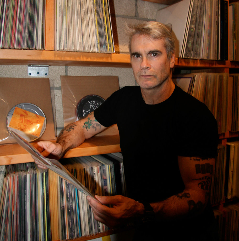 Henry Rollins photo by Heidi May