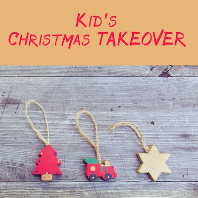 Kids Christmas Takeover