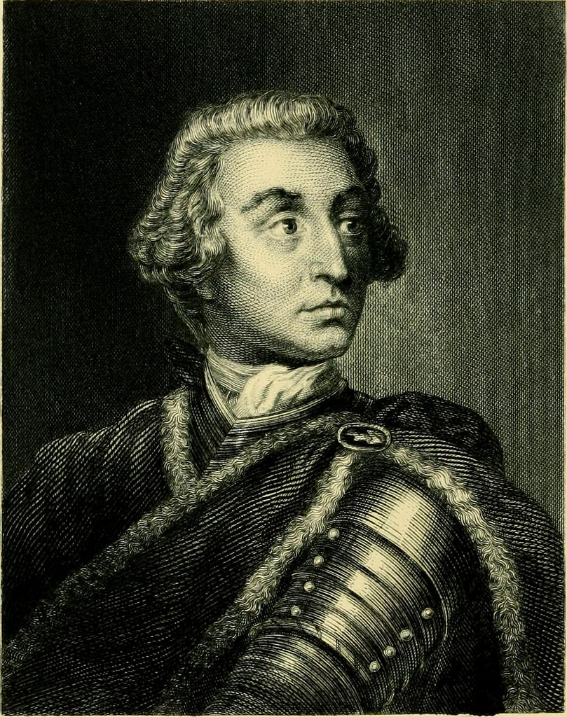 General James Oglethorpe
