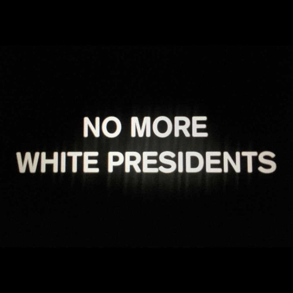 No More White Presidents Soundtrack