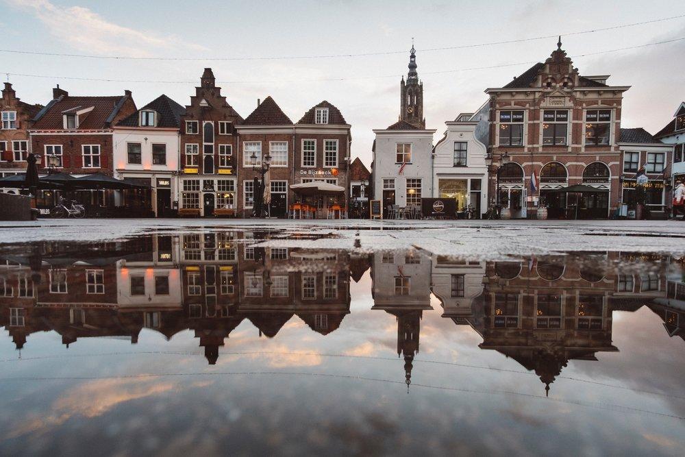 amsterdam - Thursday, July 12th - Sunday, July 15th
