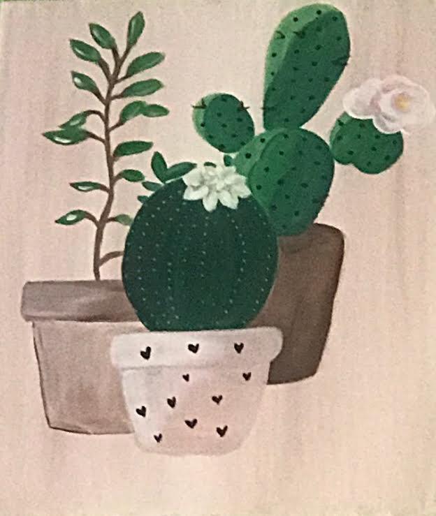 Cute Cacti
